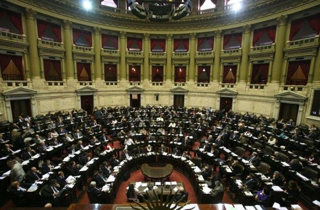 Hay quórum: Diputados discute el acuerdo con los holdouts