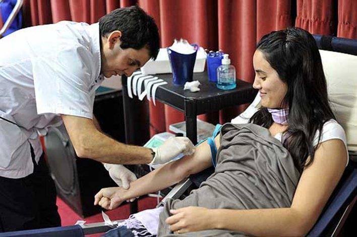 Nueva colecta externa de sangre de donantes voluntarios