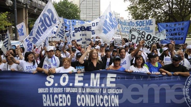 Estatales: la Justicia ordenó suspender el cierre de la paritaria
