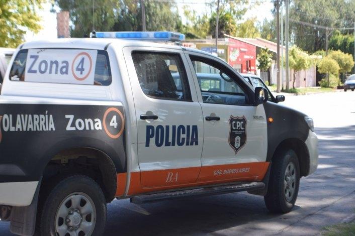 Atrapan a un hombre tras una persecución policial