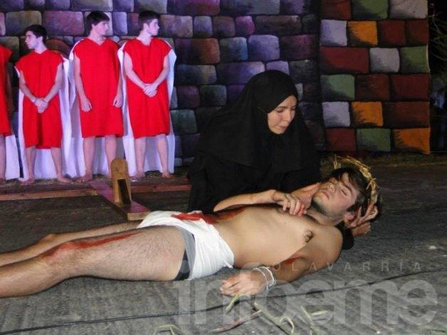 Rosario realizará un nuevo Vía Crucis