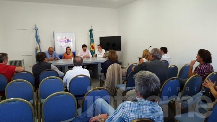 Presentaron la Agencia Municipal de Comercio Exterior