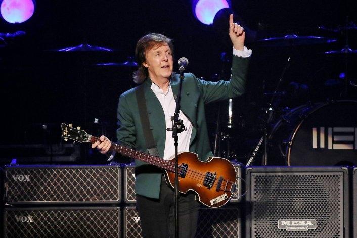 Paul McCartney regresa a nuestro país