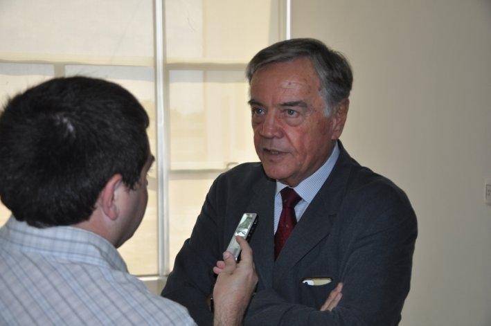"""Entrevista al ministro de Suprema Corte Luis Genoud: """"Es mejor perder un tiempo más y sacar una sentencia justa"""""""