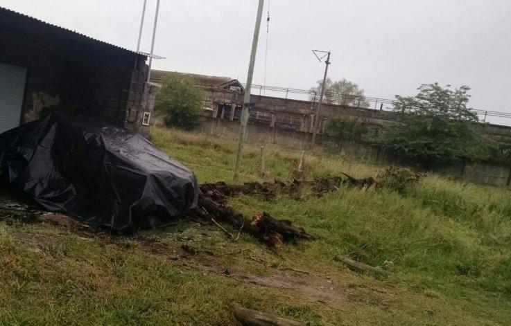 Municipio atiende reclamos tras el temporal