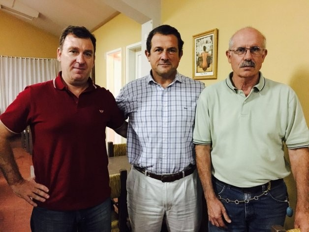 Eduardo Dumois es el nuevo presidente de la Sociedad Rural de Olavarría