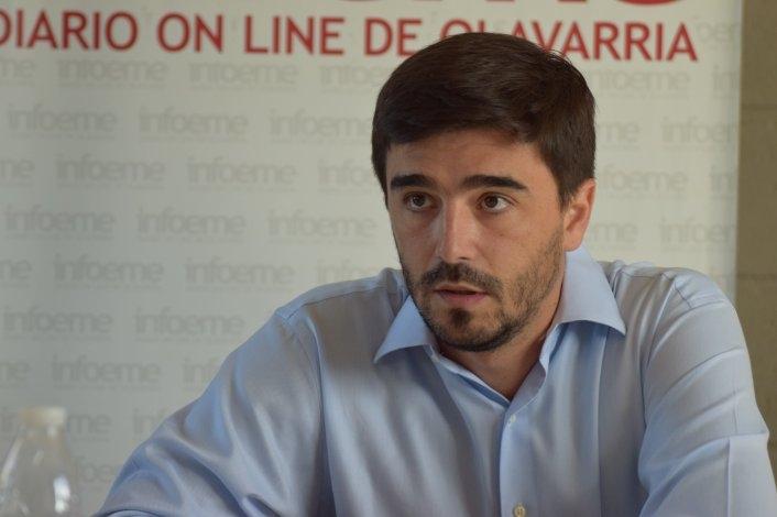 Galli denunció irregularidades en contrataciones y apuntó al entorno familiar de Eseverri