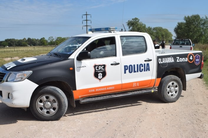 Encapuchados roban y golpean a una abuela en Sierra Chica