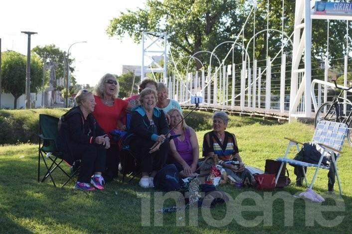 Una jornada para toda la familia en la Fiesta de los Puentes Colgantes