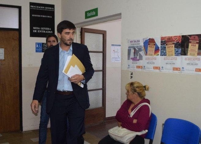 El intendente Galli presentó la denuncia contra la administración de Eseverri