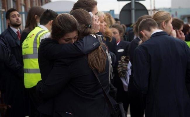 No hay argentinos afectados por los atentados en Bruselas