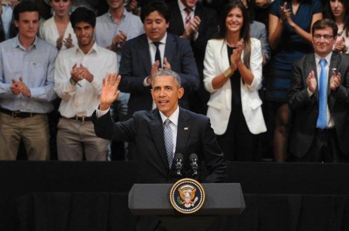 ¿Por qué Obama eligió la Usina del Arte?