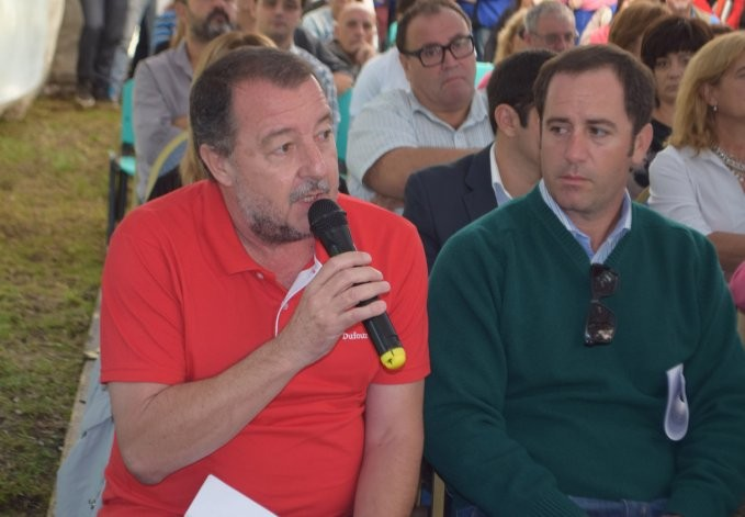 A 40 años del golpe de estado, el Concejo Deliberante sesionó en Monte Peloni