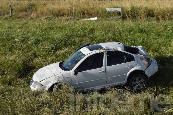 Fatal accidente en la Ruta 226: murió una nena de 2 años