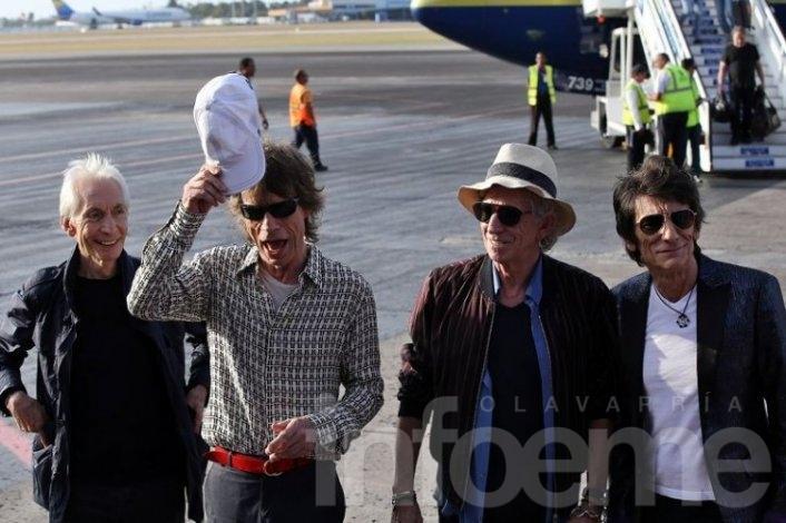 Cuba se prepara para el histórico show de los Stones