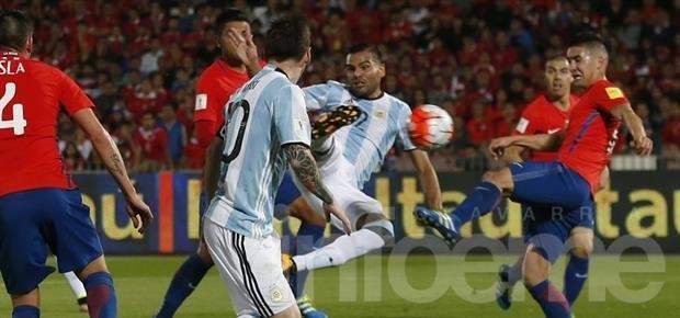 Argentina lo dio vuelta y derrotó a Chile