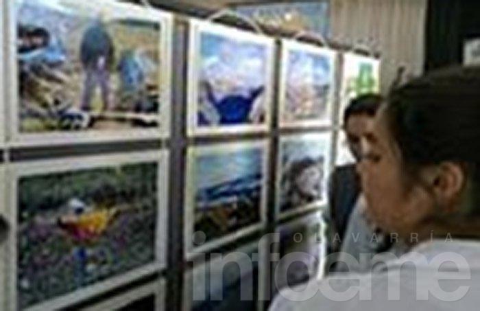 Muestra fotográfica sobre Malvinas