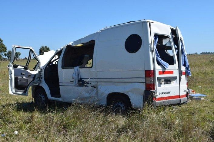 Otra jornada trágica en la Ruta 51: una mujer murió