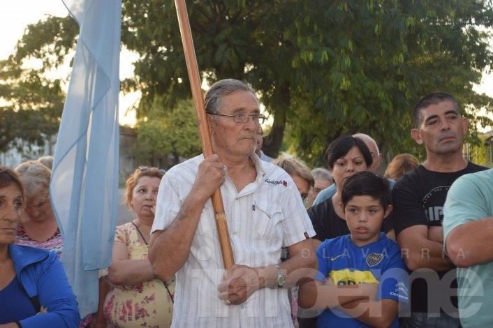Sierra Chica exigió mayor presencia policial frente al Destacamento