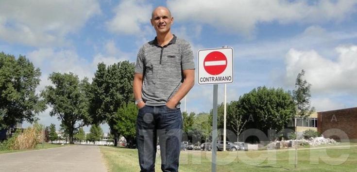 """Dante Galván: """"La ruta 3 es un eje productivo y logístico fundamental"""""""