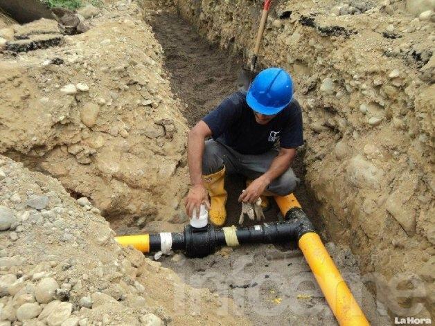 """Galli gestiona red de gas para barrio """"Eucaliptus"""""""