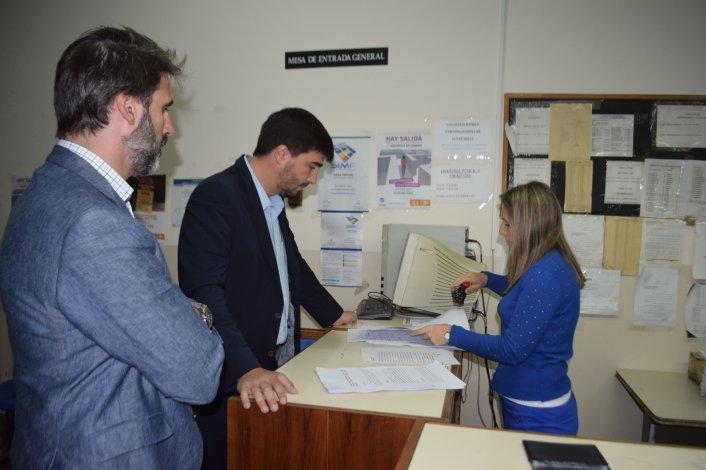 Denuncia de Galli contra Eseverri: La fiscalía pidió al ejecutivo que aporte las pruebas