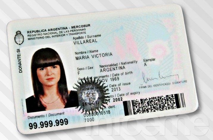 Se podrán tramitar los DNI tarjetas en las localidades