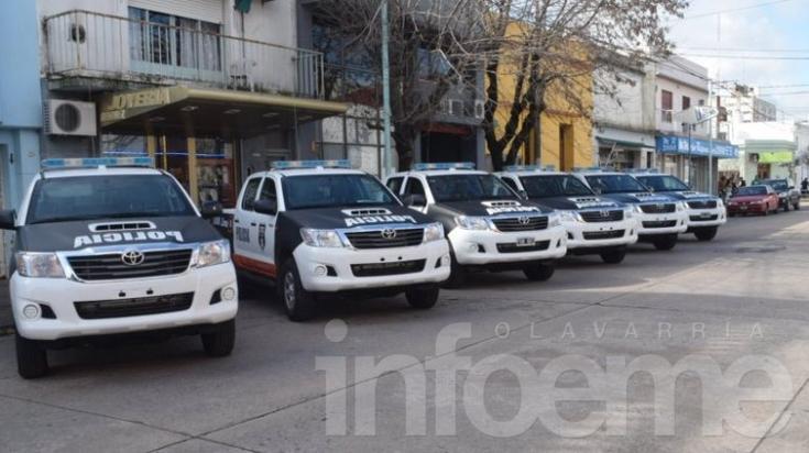 Reforma policial: Olavarría volverá a depender de Azul