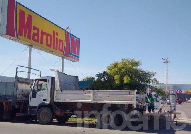 """""""Pretenden instalar un conflicto sindical"""" dicen desde la empresa bloqueada por Camioneros"""