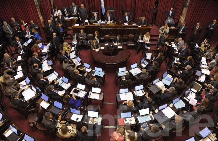 El Senado aprobó la ley para el pago a los fondos buitre