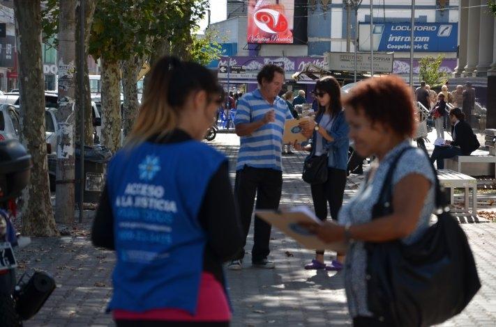 Trabajadores del CAJ reclaman audiencia con Galli