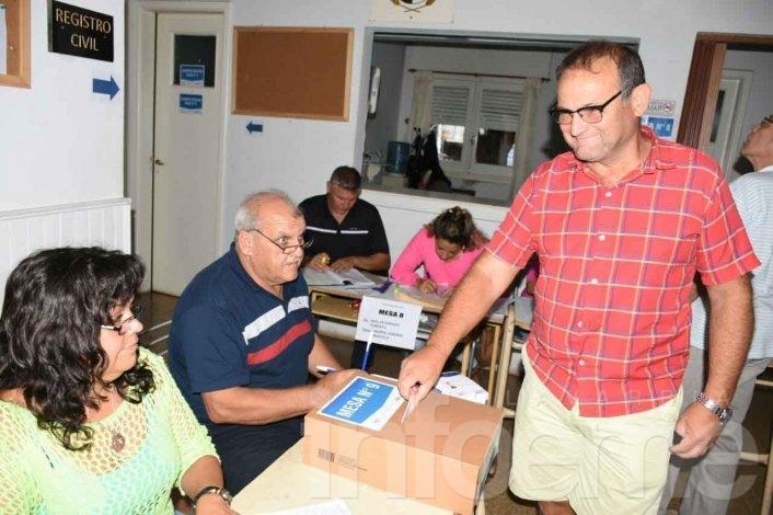 En promedio,  más del 30% de los electores ya emitieron su voto