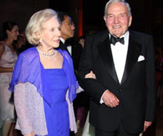 La historia de Rockefeller y su visita a Olavarría