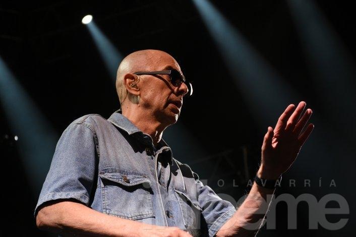 Indio Solari rompe el silencio tras el recital en Olavarría
