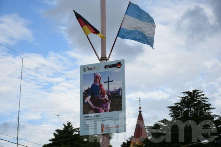 Gran cierre de la 7° Kreppelfest en Colonia Hinojo