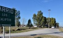 Barrio Eucaliptus: Aguilera solicita mayores medidas de seguridad
