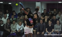 Chingotto avanza en el World Padel Tour