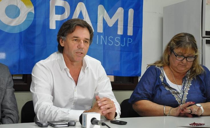 """Ortiz y el conflicto con farmacias: """"Se está trabajando en beneficio de los afiliados"""""""