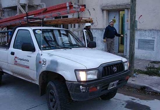 Fallas en la red provocaron cortes de luz en la Ciudad y zona rural