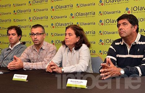 Se presentó una nueva edición de la Vuelta al Municipio