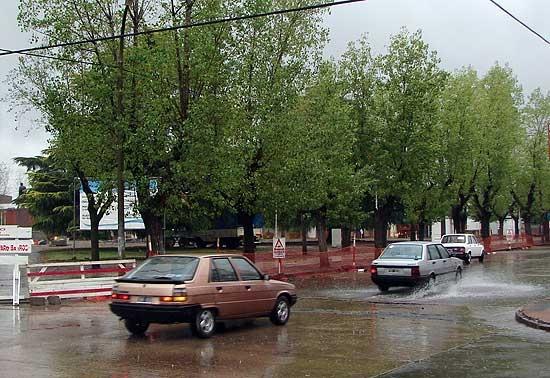 """""""La lluvia superó la media veinteañal pero aún hay déficit"""""""