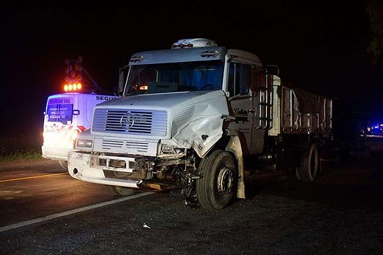 Camionero local involucrado en fatal accidente en Azul