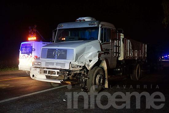 Camionero local involucrado en fatal accidente en Azul