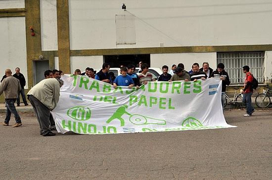Sin acuerdo en Fabi: sigue el paro y esperan la conciliación