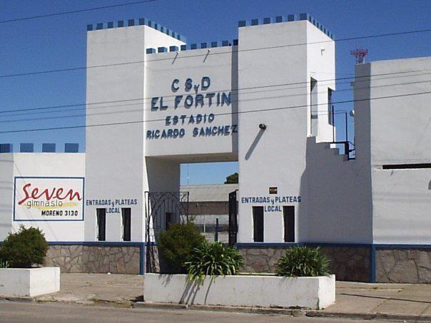 Carlos Miceli es el nuevo presidente de El Fortín