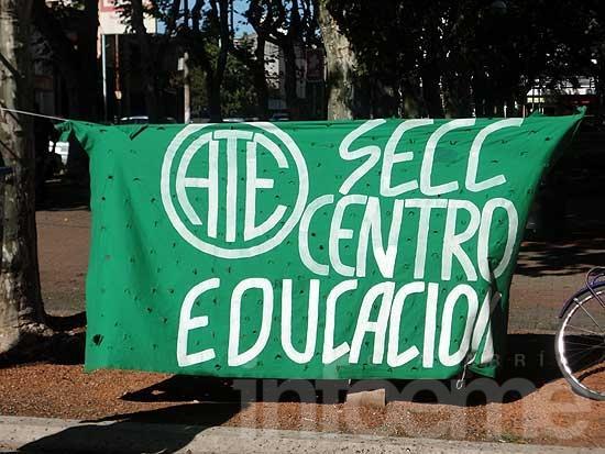 ATE y judiciales siguen de huelga