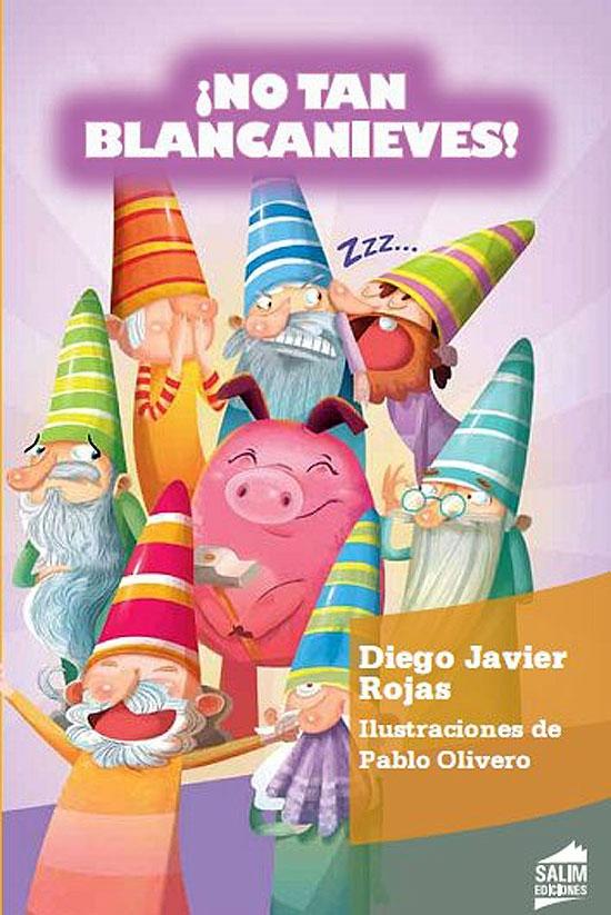 "Diego Rojas presenta ""No tan Blancanieves"""
