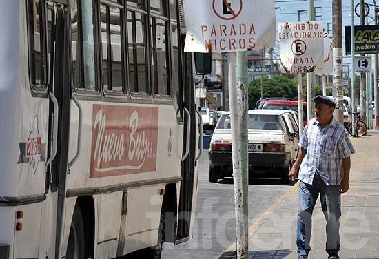 """Radicalismo pide """"más control estatal"""" en el transporte público"""