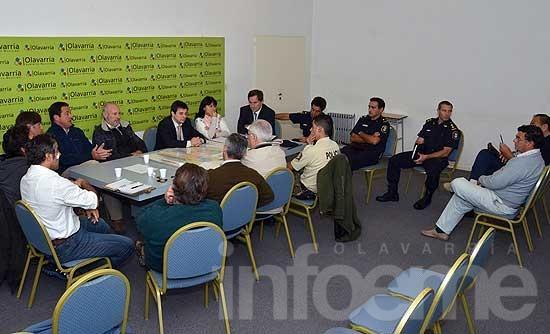 Discuten medidas contra delito rural e inseguridad en la Ciudad