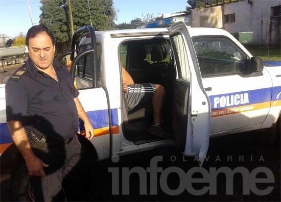 Dos detenidos por diferentes hechos